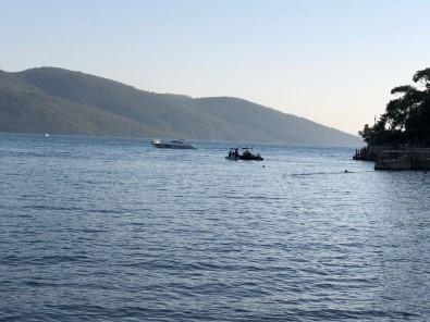 Denizde Kayboldugu Iddia Edilen Vatandas Ekipleri Alarma Geçirdi