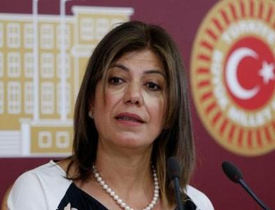 HDP'li Meral Danış Beştaş'tan rezil açıklama!