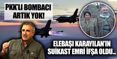 Kayyumlara suikast için gelen Canda Kiçi kod adlı PKK'lı terörist Kader Malgoz Şırnak'ta öldürüldü