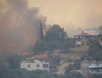 Tarım ve Orman Bakanı Bekir Pakdemirli'den Antalya Manavgat'ta çıkan yangına ilişkin son durumu paylaştı!