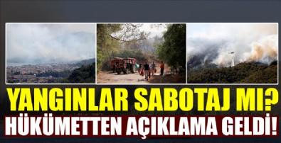 Adalet Bakanı Abdulhamit Gül'den Akdeniz ve Ege'deki orman yangınlarına ilişkin flaş açıklama!