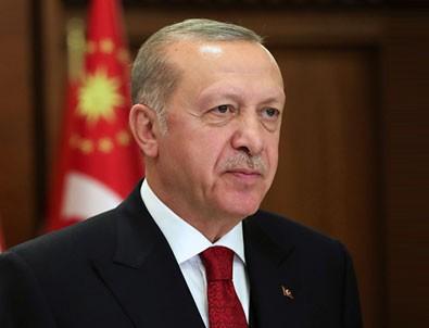 Başkan Erdoğan'dan '12. Kazan Summit 2021 Zirvesi'ne mesaj!
