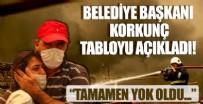 ANTALYA'DA ORMAN YANGINI - Belediye Başkanı Manavgat'taki korkunç boyutu açıkladı: Tamamen yok oldu...