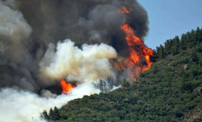 Son Dakika Marmaris Yangını Kontrol Altına Alındı mı? Marmaris Yangınında Can Kaybı Var mı? Marmaris Yangınından Yeni Görüntüler