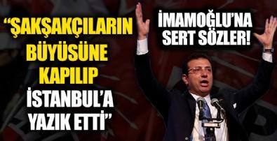 Köşe yazarı Hıncal Uluç'tan Ekrem İmamoğlu'na sert eleştiri: Ne oldu sana? Nurettin Sözen örneği varken...