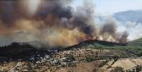 MİLAS YANGININDA CAN KAYBI VAR MI?  - Milas'ta Yangın Nerede Çıktı? Milas Yangını Nerede? Milas Yangınından Görüntüler Milas Yangınında Can Kaybı