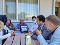BERABERLIK - AK Parti'li Makas'tan Eski Baskanlara Ziyaret