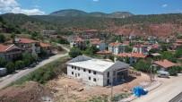 MANSUR - Ankara Itfaiyesi'nde Hedef Hizli Ve Kaliteli Hizmet Açiklamasi 5 Ilçe Modern Itfaiye Binasina Kavusuyor