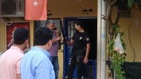 MERMİ - Antalya'da Alacak Verecek Kavgasinda Kan Akti Açiklamasi 1 Agir Yarali