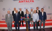 KADİR ALBAYRAK - CHP'li 10 Büyüksehir Belediye Baskani'ndan Ortak Açiklama