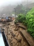 JAPONYA - Japonya'yi Vuran Sel Ve Heyelanin Bilançosu Netlesiyor Açiklamasi 2 Ölü