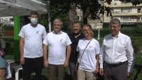 BİSİKLET TURU - Kadiköy'de 'Çevre Için, Iklim Için, Gelecek Için' Pedal Çevirdiler