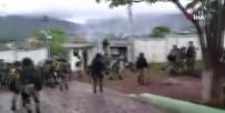 PROTESTO - Kartellerden Yaka Silken Meksikalilar, Duruma Müdahale Etmeyen Askerlere Saldirdi