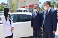 DEVLET BAHÇELİ - Osmaniye'de Korona Virüs Denetimi
