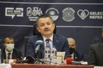 DÜNYA REKORU - Tarim Ve Orman Bakani Pakdemirli Açiklamasi 'Türkiye'nin Gündeminden Ithal Hayvani Çikarttik'