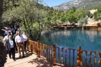 KAYAK MERKEZİ - Yesilgöz Yenilenen Yüzüyle Turizme Kazandiriliyor