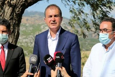 AK Parti Sözcüsü Ömer Çelik'ten orman yangınlarıyla ilgili açıklama: Bunların hepsi ekolojik terördür