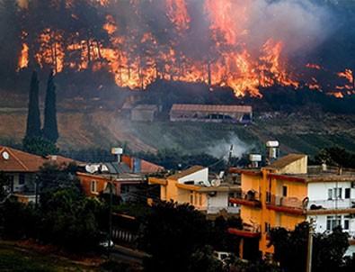 Fransa ve AP'den Türkiye'deki yangınlarla ilgili açıklama!