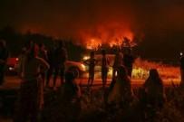 İZMİR'DE YANGIN - Son Dakika İzmir'de Yangın  İzmir'de Nerede Yangın Çıktı? İzmir Yangınında Can Kaybı Var mı? İzmir Kiraz'dan Yangın Görüntüleri İzmir Yangını Söndürüldü mü