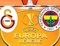 UEFA'dan flaş değişiklik! F.Bahçe ve G.Saray...!!!