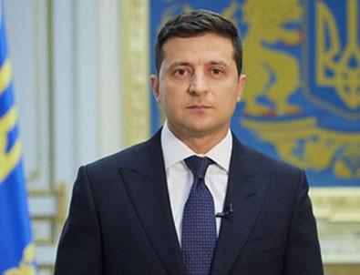 Ukrayna'dan Türkiye'ye destek!