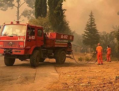 Yangın bölgelerine yardım göndermek isteyenler dikkat!