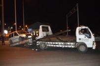 Agri'da Trafik Kazasi Açiklamasi 2 Yarali