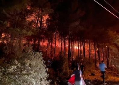 Fethiye'deki yangında sabotaj şüphesi: Belediye Başkanı'ndan flaş sözler