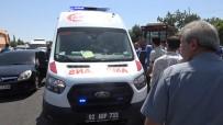 PROTESTO - Ambulansa Yol Verilmeyince Dogum Yolda Oldu, 6 Aylik Bebek Yogum Bakima Alindi