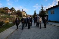 MİMARİ - Baskan Özlü'den Konuralp'e Özel Çalisma