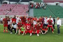 BELEDİYESPOR - Diyarbakirspor Uzatmada Yari Finale Uzandi