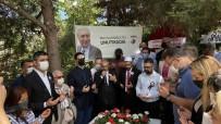 SOSYAL GÜVENLIK - Eski Bakan Mehmet Mogultay Ölümünün 4. Yilinda Kabri Basinda Anildi