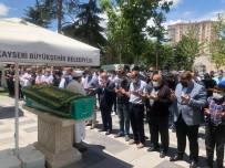 HULUSİ AKAR - Gazeteci Mehmet Serbez'in Aci Günü