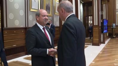 KKTC Cumhurbaşkanı Tatar: Cumhurbaşkanı Erdoğan'ın AB Komisyonu Başkanına verdiği cevap çok hoşuma gitti