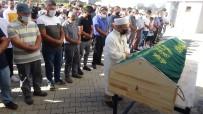 POLİS MERKEZİ - Öldürülen Sevda Çelemoglu Son Yolculuguna Ugurlandi