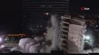MÜHENDISLIK - ABD'de Bir Kismi Çöken Bina Patlayicilarla Yikildi