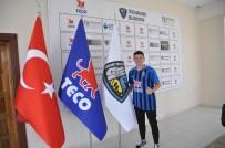BELEDİYESPOR - Ahmet Eren TECO Karacabey Belediyespor'da