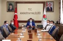 HASSASIYET - Amasya Valisi Masatli Açiklamasi 'Hedefimiz Asi Haritasinda 'Mavi Iller' Arasina Girmek'