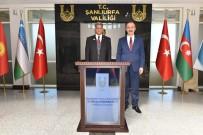 ABDULLAH ERIN - Banglades'in Ankara Büyükelçisi Mannan Sanliurfa Valiligi'ni Ziyaret Etti