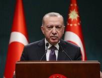 RECEP TAYYİP ERDOĞAN - Başkan Erdoğan'dan önemli açıklamalar!