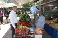 ADNAN MENDERES - Çakirbeyli Demokrasi Meydani Düzenlemesi  Basliyor