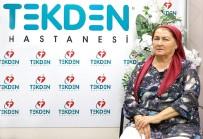 AMELIYAT - Çal'in Sair Kadini Melahat Kuzu'dan Tekden Hastanesi Doktorlarina Anlamli Siir