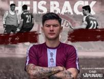 SÜPER LIG - Cristian Sapunaru Rapid Bükres'e Transfer Oldu