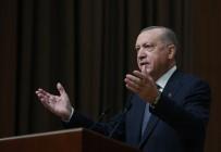 MİLYAR DOLAR - Cumhurbaskani Erdogan, 'Suyumuzu Korumakla Vatanimizi Korumak Arasinda Fark Yok'