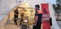 DEPREM - Datça'da Afet Bilinci Olusturuluyor