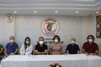 BİONTECH - Dr. Furtun Açiklamasi 'Sinovac'in Yeni Varyantlar Için Koruyuculugu Az Biontech'in Ise Yüzde 70'