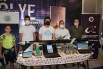 BİLİM MERKEZİ - Erzurum'da Robotlar Yaristi