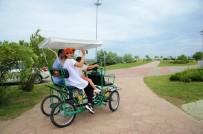HAFTA SONU - Fayton Bisiklete Büyük Ilgi