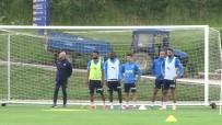 FENERBAHÇE - Fenerbahçe, Topuk Yaylasi'nda Ilk Antrenmanini Yapti