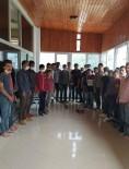 KAÇAK - Hatay'da 28 Kaçak Göçmen Yakalandi